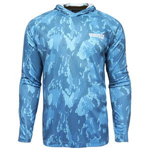 Men's Reef Bay UV Fishing Hooded Shirt