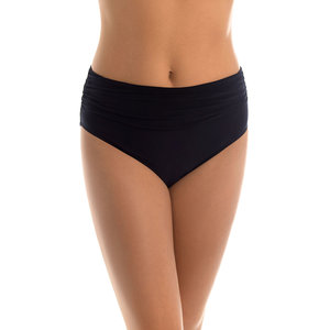 Women's Shirred Hipster Bikini Bottoms