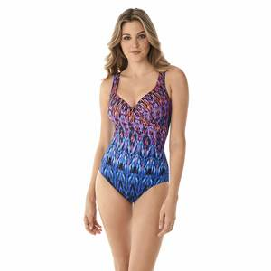 Women's Vesuvio It's A Wrap One-Piece Swimsuit