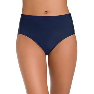 Women's Basic Brief Hipster Bikini Bottoms