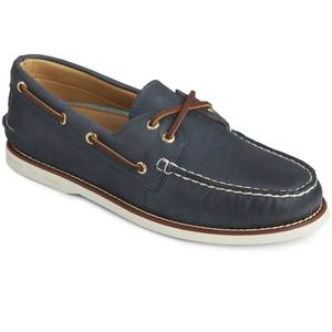 Gold Cup 2-Eye Boat Shoes, Wide Width