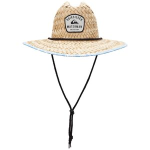 Men's Outsider Straw Lifeguard Hat