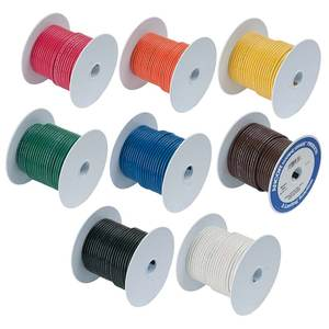 10 AWG Primary Wire, 500' Spools