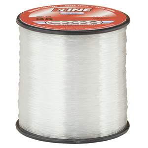 X-Tra Strong Monofilament, Crystal Clear, 600 yds.
