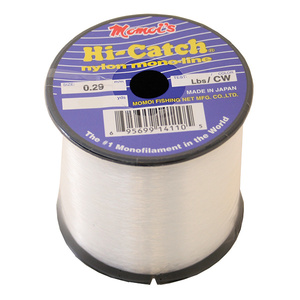 Hi-Catch Monofilament Fishing Line, 1/4Lb Spool, Clear