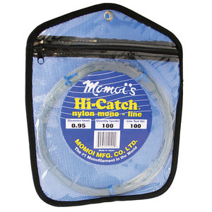 Hi-Catch Leader Coil, 100yds, Smoke Blue