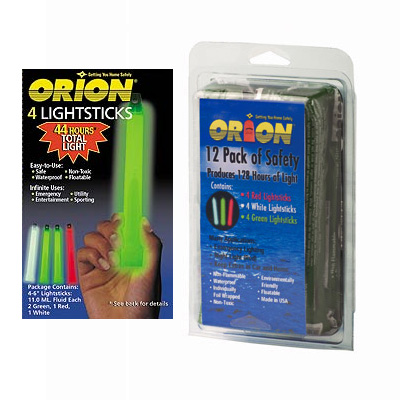 Disposable Chemical Light Sticks