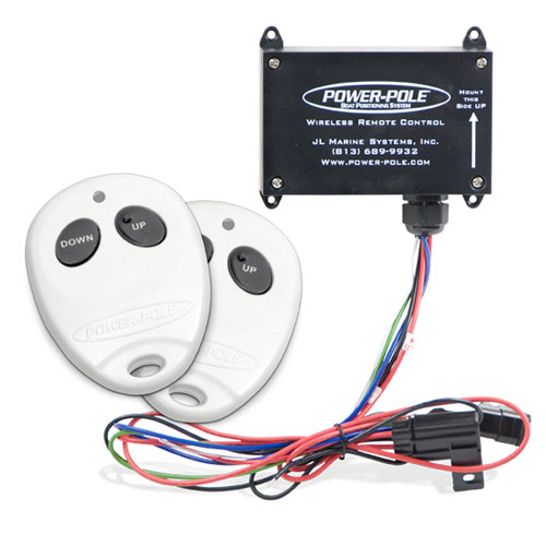 power pole remote control kit west marine remote control kit
