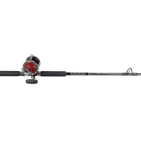 "6'6"" Special Senator Conventional Saltwater Combo, Medium Heavy Power"