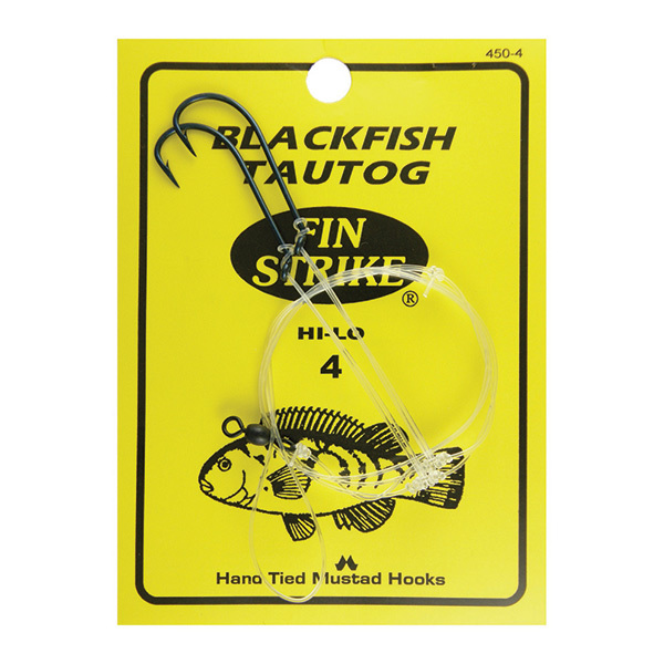 Fin strike blackfish tautog rigs west marine for Tautog fishing rigs