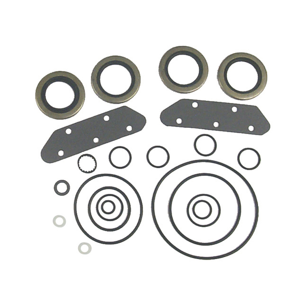 upper unit seal kit - omc sterndrive/cobra