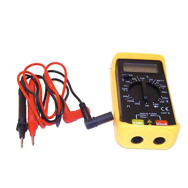 Sierra Digital Mini Multimeter