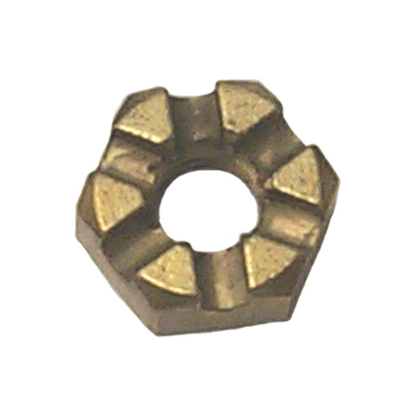 Prop Nut for Johnson/Evinrude Outboard Motors (Qty. 5 of 18-3706)