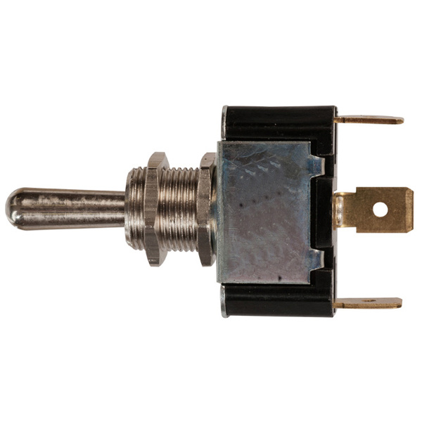 Toggle Switch, Mom On-Off-Mom On, SPDT