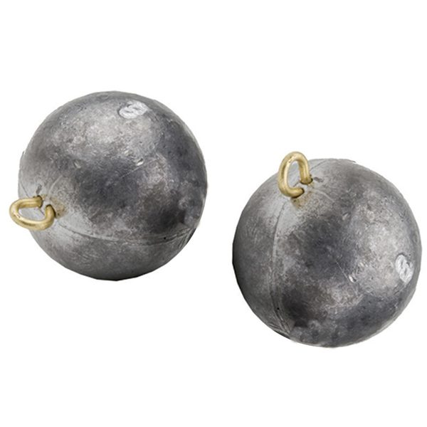 2oz. Cannon Ball Sinkers, 3-Pack