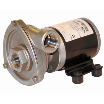 24VDC Centrifugal 'Cyclone' Pump, Non-Self-Priming