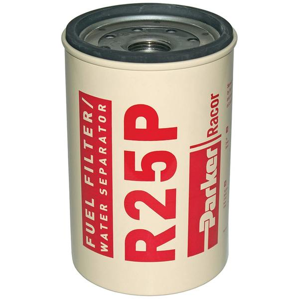 R25P Spin-On Fuel Filter/Water Separator For Series 245R, 30 Micron