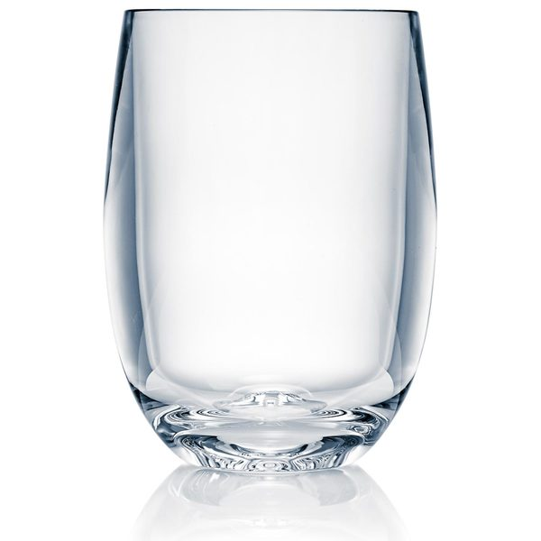 13 oz. Design+ Contemporary Osteria Stemless Wine Glass