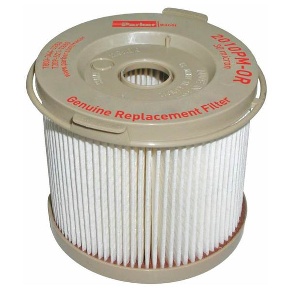 2010PM-OR 500 Series Turbine Replacement Cartridge Filter Element, 30 Micron