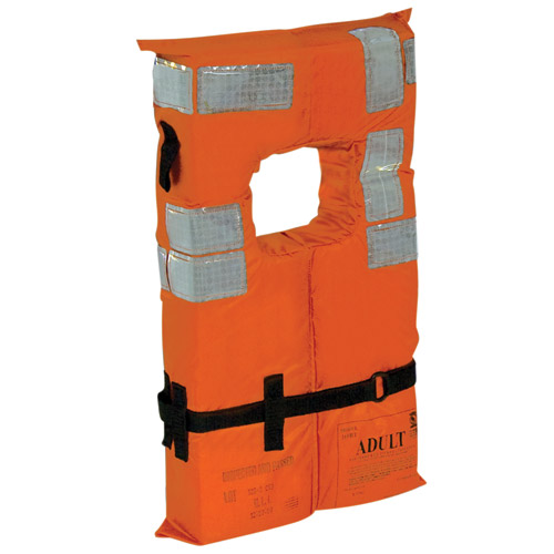 Imperial Ferry Boat Type I Offshore Life Jacket, Adult