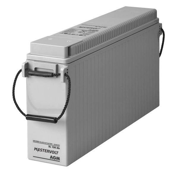 AGM-SL SlimLine 12/150 Sealed Marine Battery
