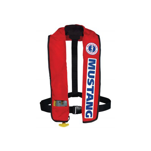 Mustang Survival Bass Competition Deluxe Inflatable Life Jacket
