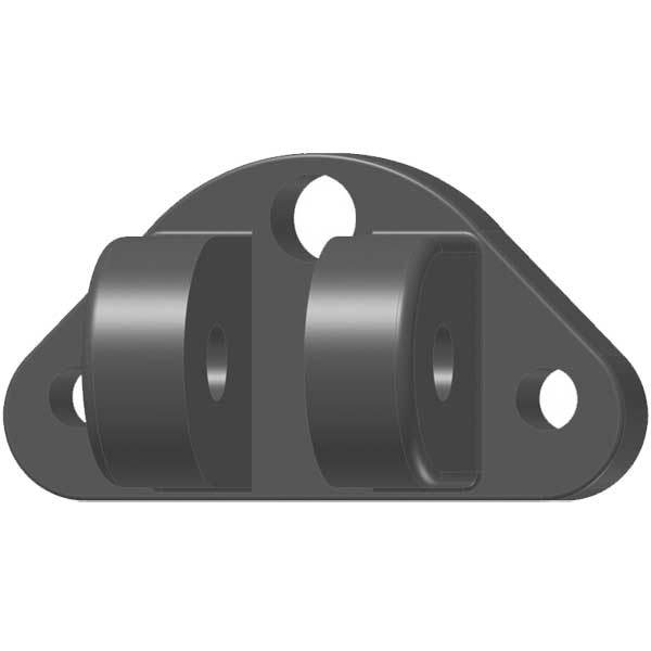 Upper Mounting Bracket for Actuator - Compact