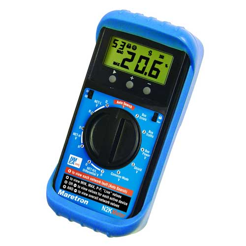N2KMeter Diagnostic Tool for NMEA 2000 Networks