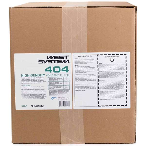 #404 High-Density Filler, 30 lbs.