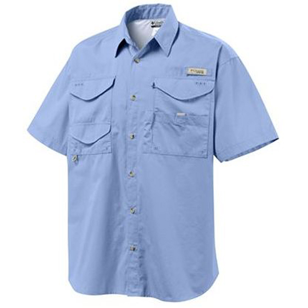 Columbia men 39 s pfg bonehead fishing shirt west marine for West marine fishing shirts