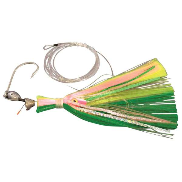 Green//Chartreuse//Pink Blue Water Candy 11279 Ballyhoo Rig 1//2 oz