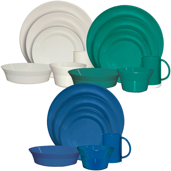 Clearance Open-Stock Melamine Dinnerware  sc 1 st  West Marine : dinnerware open stock - pezcame.com