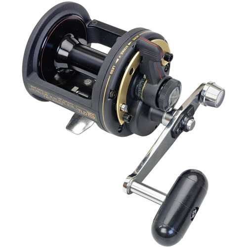Shimano tld lever drag conventional reels west marine for Fishing tackle tester