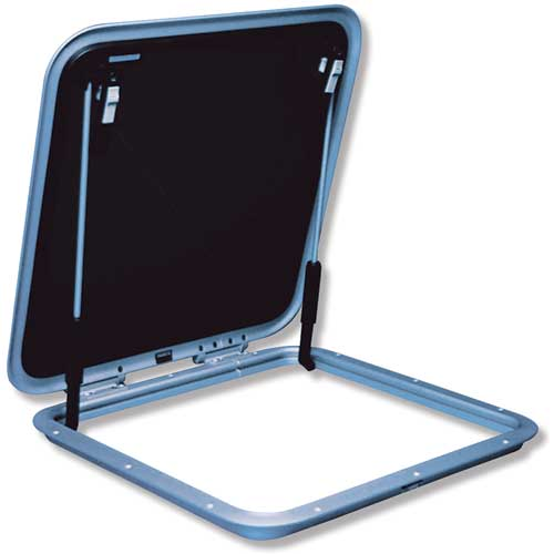 Nibo Low-Profile Aluminum Frame Hatches
