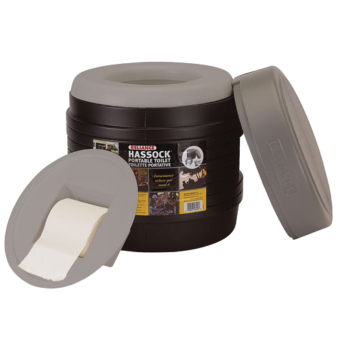 Reliance Products Hassock Portable Toilet West Marine
