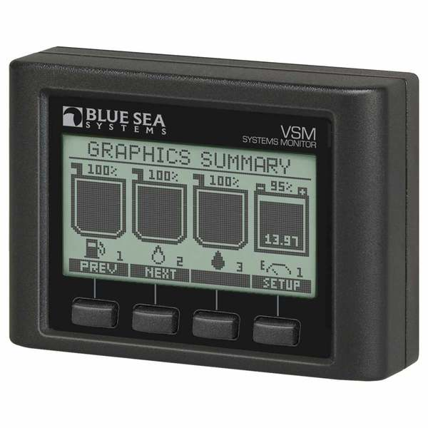 Vessel Systems Monitor VSM 422