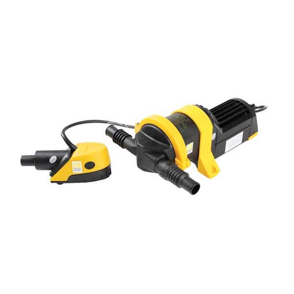 300 GPH Low Profile Automatic Bilge Pump