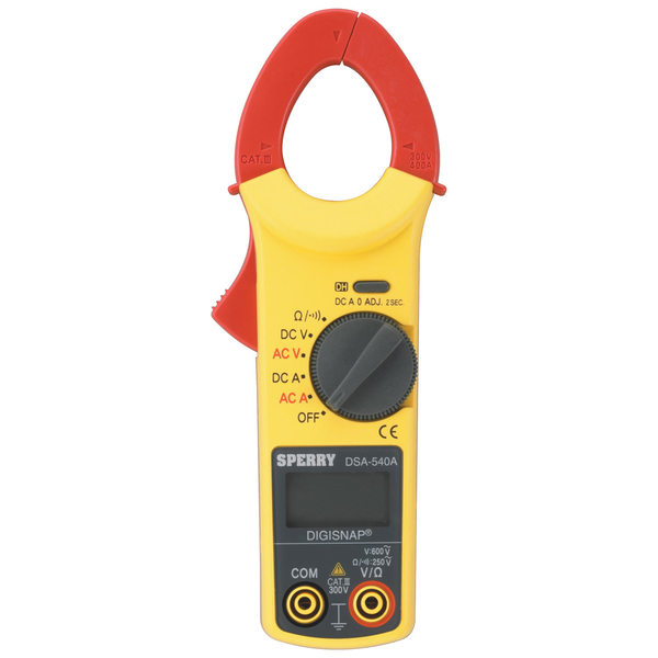 10-Function Digital Snap Around Clamp Multimeter