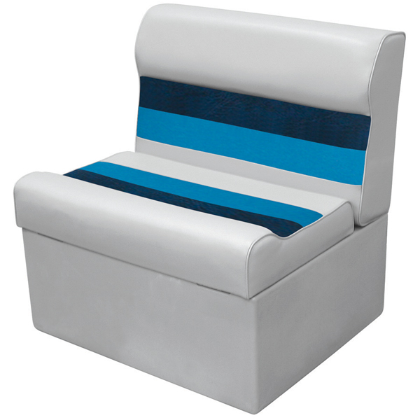 Wise Seating Wd95 Loung Seat Gray Navy Blue West Marine