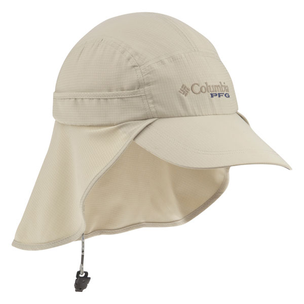 Columbia men 39 s pfg omni shade tamiami cachalot cap west for Columbia fishing hat