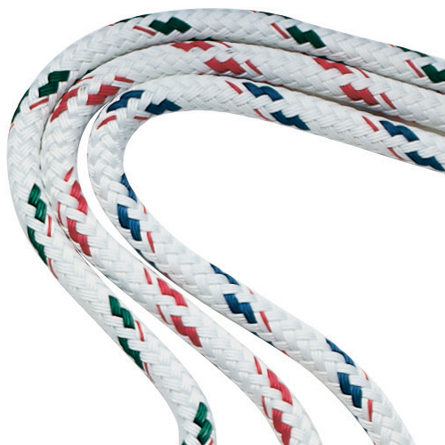 Color-Coded Sta-Set Polyester Yacht Braid, Full Spools, Price per Foot