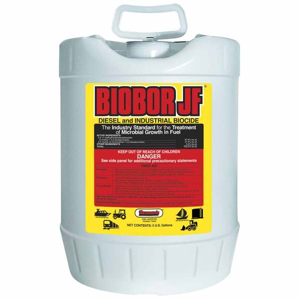 Biorbor JF Diesel and Jet Fuels Microbicid, 5 Gallons