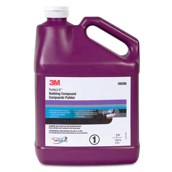 Perfect-It Rubbing Compound, 1 Gallon