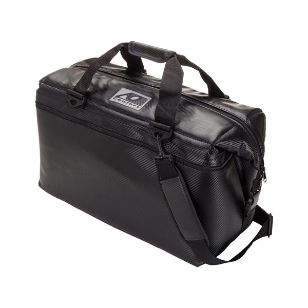 36-Can Carbon Soft-Sided Cooler