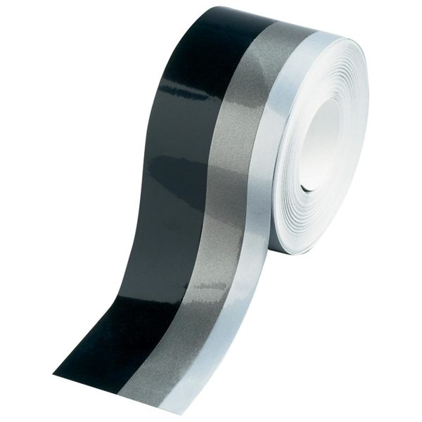 "2"" Premium Multi-Striping Tape, Black"