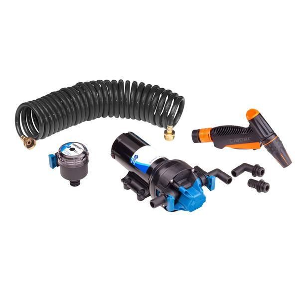 6.0 GPM Hot Shot 6 Washdown Pump Kit, 12V