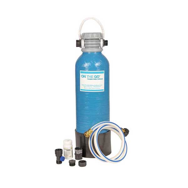 On The Go Portable Water Portable Water Softener, Standard
