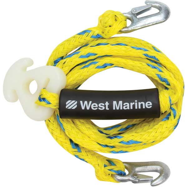 12936563 west marine 12' tow harness, 1 4 rider west marine tow rope harbor freight at fashall.co