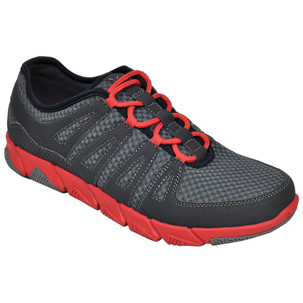 Click here for Blacktip Men's Grand Slam Athletic Shoes Gray/red prices