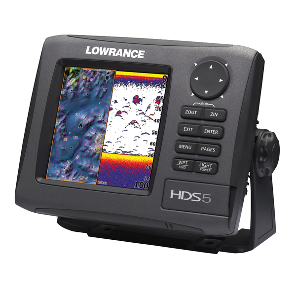 lawrence fish finder